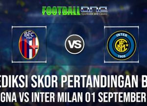 Prediksi Bologna vs Inter Milan 01 September 2018 Serie A
