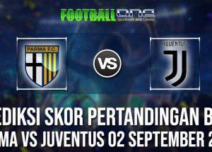 Prediksi PARMA vs JUVENTUS 02 September 2018 Serie A