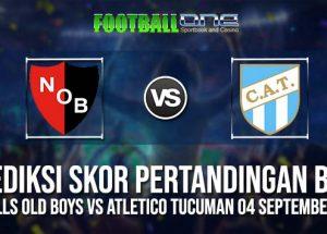 Prediksi Newells Old Boys vs Atletico Tucuman 04 September 2018 Argentina Primera Division