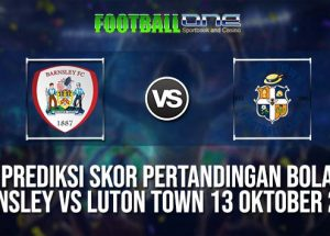 Prediksi BARNSLEY vs LUTON TOWN 13 OKTOBER 2018 ENGLISH LEAGUE ONE