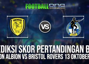 Prediksi BURTON ALBION vs BRISTOL ROVERS 13 OKTOBER 2018 ENGLISH LEAGUE ONE