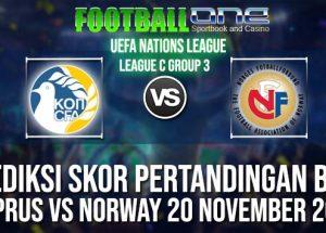 Prediksi CYPRUS vs NORWAY 20 NOVEMBER 2018 UEFA NATIONS LEAGUE
