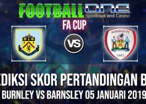 Prediksi BURNLEY vs BARNSLEY 05 JANUARI 2019 FA CUP