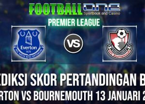 Prediksi EVERTON vs BOURNEMOUTH 13 JANUARI 2019 PREMIER LEAGUE
