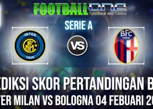 Prediksi INTER MILAN vs BOLOGNA 04 FEBUARI 2019 SERIE A