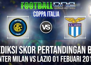 Prediksi INTER MILAN vs LAZIO 01 FEBUARI 2019 COPPA ITALIA