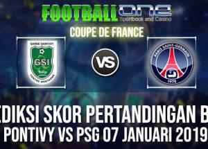 Prediksi PONTIVY vs PSG 07 JANUARI 2019 COUPE DE FRANCE