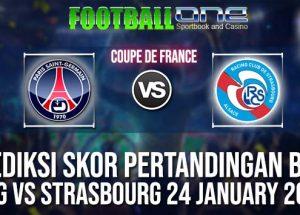 Prediksi PSG vs STRASBOURG 24 JANUARY 2019 COUPE DE FRANCE