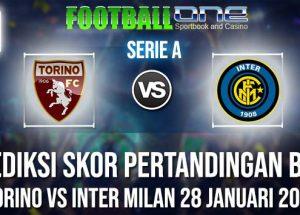 Prediksi TORINO vs INTER MILAN 28 JANUARI 2019 SERIE A