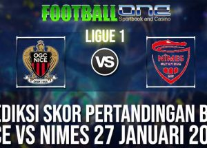 Prediksi NICE vs NIMES 27 JANUARI 2019 FRENCH LIGUE 1