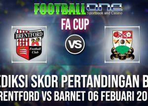 Prediksi BRENTFORD vs BARNET 06 FEBUARI 2019 FA CUP
