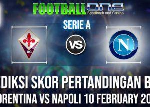 Prediksi FIORENTINA vs NAPOLI 10 FEBRUARY 2019 SERIE A