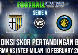 Prediksi PARMA vs INTER MILAN 10 FEBRUARY 2019 SERIE A