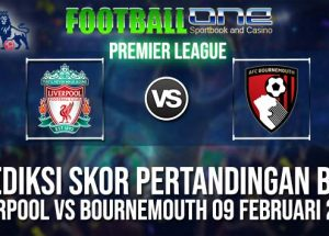 Prediksi LIVERPOOL vs BOURNEMOUTH 09 FEBRUARI 2019 ENGLISH PREMIER LEAGUE